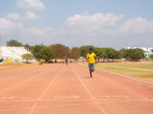 Annual Sports Day - 400m Event