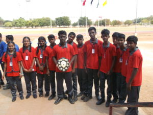 Annual Sports Day - Runners